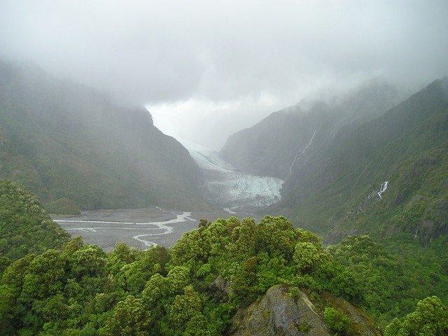 Fox Glacier, NZ South Island