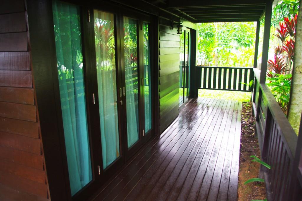 Premier-balcony