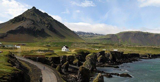 icelandic farming village
