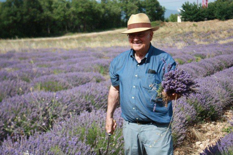 Agnels distillery, Luberon Provence